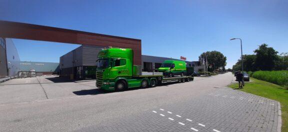 Verheffend werk voor Langhout